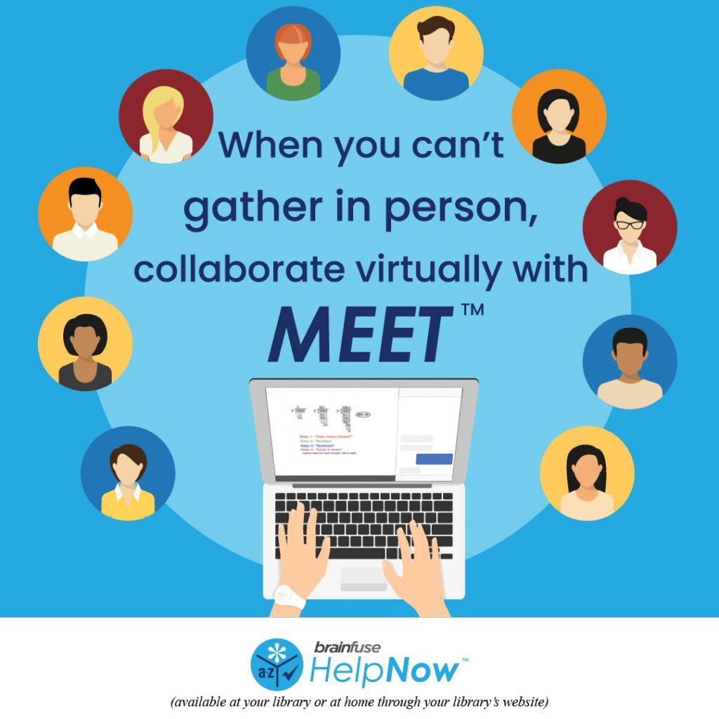 Brainfuse MEET Virtual Classroom